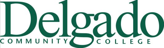 Delgado Logo