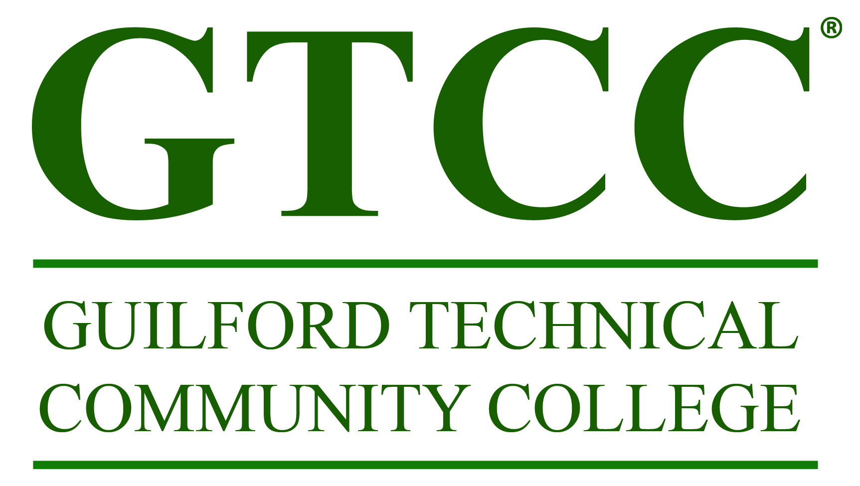GTCC College Logo_Green